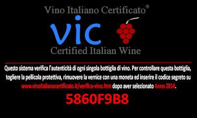 Etichette Anticontraffazione Innovative Per Bottiglie Di Vino